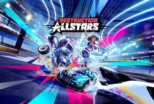 Destruction AllStars Mac OS