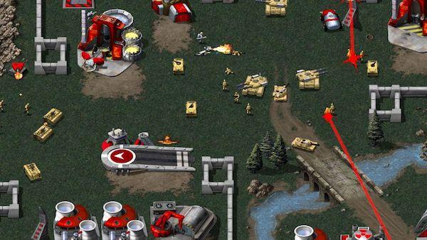 Command&Conquer Remasterisé Mac OS