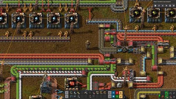 Factorio Mac OS
