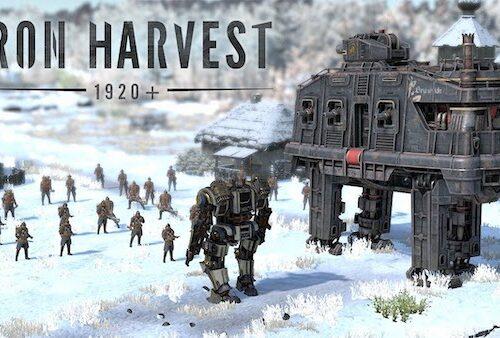 Iron Harvest Mac OS