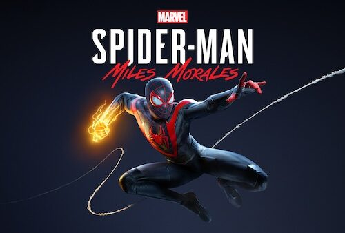 Spider Man Miles Morales Mac OS