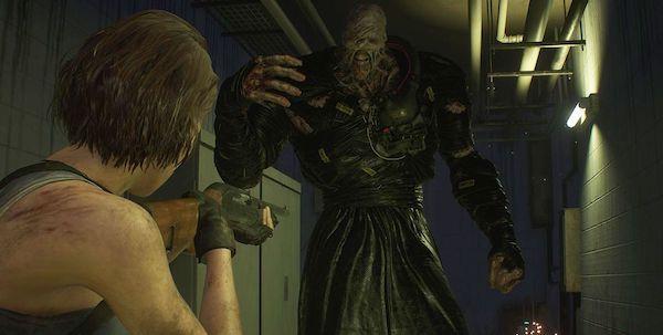 Resident Evil 3 Mac OS