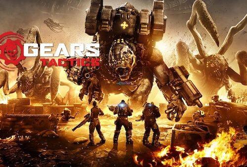 Gears Tactics Mac OS
